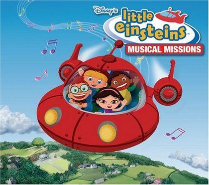 Disney's Little Einsteins /��������� ��������� / 17 + 12 ����� (� ������� ��������)