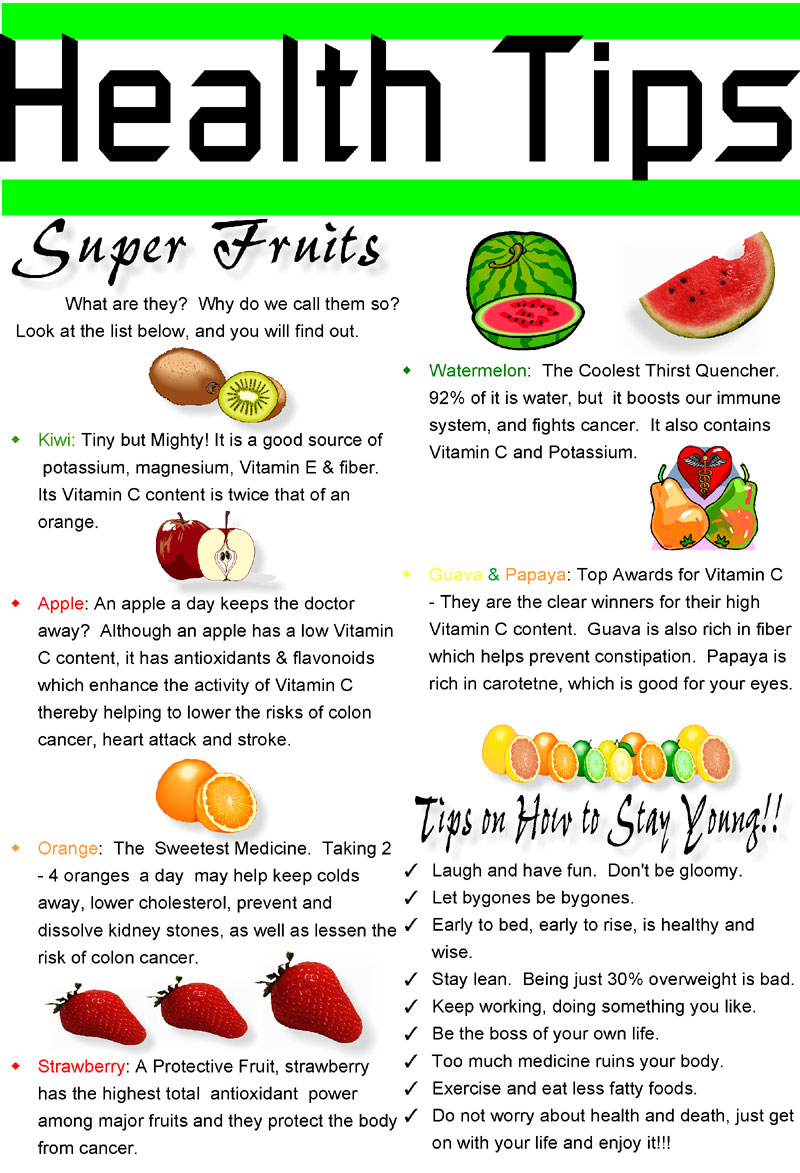 super fruits – apanyangku brunei